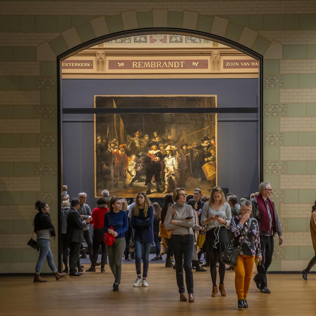 Több mint 700 ezer művészeti alkotást tesz ingyen elérhetővé a Rijksmuseum
